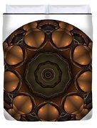 Mandala - Talisman 1392 Duvet Cover