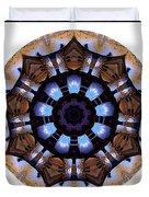 Mandala - Talisman 1396 Duvet Cover