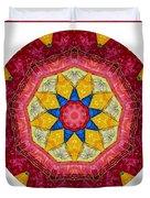 Mandala - Talisman 1404 Duvet Cover