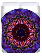 Mandala - Talisman 1405 Duvet Cover