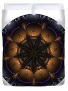 Mandala - Talisman 1430 Duvet Cover