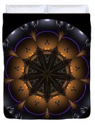 Mandala - Talisman 1431 Duvet Cover