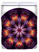 Mandala - Talisman 1432 Duvet Cover