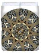 Mandala - Talisman 1434 Duvet Cover