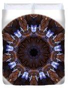 Mandala - Talisman 1436 Duvet Cover