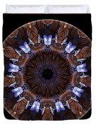 Mandala - Talisman 1437 Duvet Cover