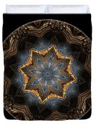 Mandala - Talisman 1445 Duvet Cover
