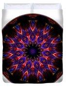 Mandala - Talisman 1448 Duvet Cover