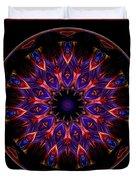 Mandala - Talisman 1449 Duvet Cover