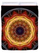 Mandala - Talisman 1452 Duvet Cover