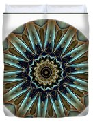 Mandala - Talisman 1457 Duvet Cover