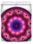 Mandala - Talisman 1486 Duvet Cover