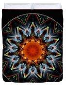 Mandala - Talisman 1538 Duvet Cover