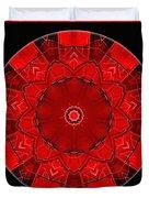 Mandala - Talisman 1542 Duvet Cover