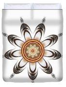 Mandala - Talisman 1630 Duvet Cover