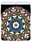 Mandala - Talisman 1684 Duvet Cover
