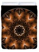 Mandala - Talisman 3704 Duvet Cover
