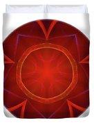 Mandala - Talisman 4006 Duvet Cover