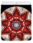 Mandala - Talisman 4009 Duvet Cover
