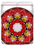 Mandala - Talisman 4010 Duvet Cover