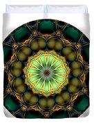 Mandala - Talisman 853 For Those Born In 1957 Duvet Cover