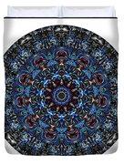 Mandala - Talisman 962 For Those Born In ..... Duvet Cover