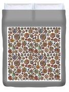 Mandala Traditional Design Duvet Cover