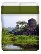 Mandu Duvet Cover