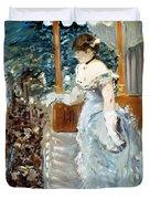 Manet: Cafe-concert, 1879 Duvet Cover