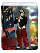 Manet In My World Duvet Cover