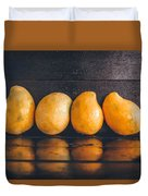 Ripe Mangoes Duvet Cover