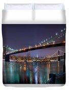 Manhattan 031 Duvet Cover