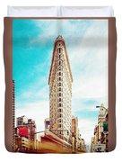 Manhattan 11 Duvet Cover