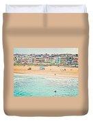 Manhattan Beach - Los Angeles, California Duvet Cover