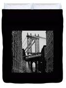 Manhattan Empire Duvet Cover