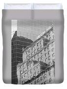 Manhattan Facades IIi Duvet Cover