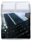 Manhattan Left Duvet Cover
