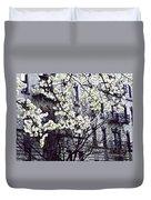 Manhattan Spring Duvet Cover