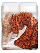 Mannequin 91 Duvet Cover