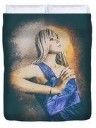 Mannequin Dreams Duvet Cover