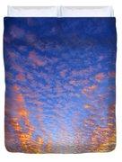 Manoa Valley Sunrise Duvet Cover