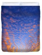 Manoa Valley Sunrise Duvet Cover