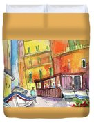 Manorola In Italy 04 Duvet Cover