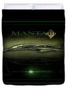Manta Concept Duvet Cover