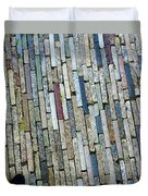 Many Layered Path Duvet Cover