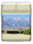 Manzanar A Blight On America 1 Duvet Cover