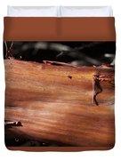 Manzanita Trunk Duvet Cover