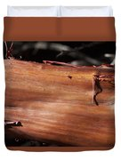 Manzanita Trunk Duvet Cover