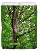 Maple Hand Duvet Cover
