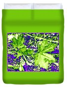 Maple Mania 19 Duvet Cover